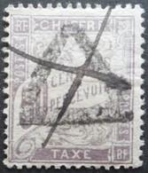 FRANCE Taxe N°37 Oblitéré - 1859-1955 Gebraucht
