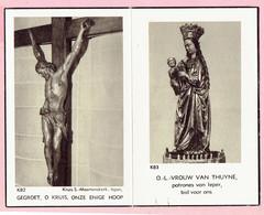 Bidprentje - Raymond CARETTE Notarisklerk Vuurkruiser - Roubaix (FR) 1896 - Ieper 1959 - Religion & Esotérisme