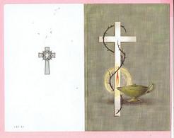 Bidprentje - Gustaaf VAN DER VEKEN Echtg. Maria DE BIE - Kasterlee 1933 - Arendonk 1973 - Religion & Esotérisme