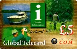 *IRLANDA* -  Scheda Usata - Irlanda