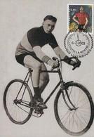 Nicolas Frantz  -  Vainqueur Du Tour De France En 1927 Et 1928 - Cartes Maximum