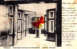 TIRLEMONT - Pensionnat Des Soeurs De Notre-ame - Salle De Musique - Tienen