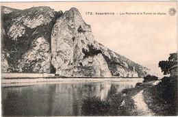 CPA - Dinant - Anseremme - Les Rochers Et Le Tunnel De Moniat - Dinant