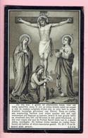 Bidprentje - Cornelius Gabriëls Schepenen Der Gemeente Beirendrecht - 1839 - 1912 - Religion & Esotérisme