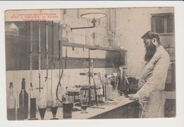 LA ROCHELLE  Laboratoire EURY Et CAILLOUX - La Rochelle