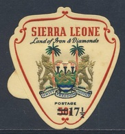 Sierra Leone 1967 Mi 381 SG 414 ** Coat Of Arms Of Sierra Leone / Wappen /  Armoiries / Wapen - Postzegels