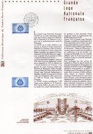 France 2006 Beau Documents Grande Loge De  France  02689-90-91 - Freimaurerei