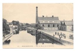 (23321-59) Marchiennes - Vue Du Quai De La Verrerie - France