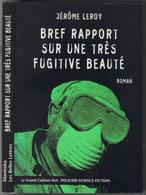 """LE CABINET NOIR POLICIER-SCIENCE-FICTION """" BREF RAPPORT SUR UNE TRES FUGITIVE BEAUTE"""" - Livres, BD, Revues"""