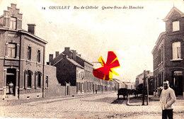 COUILLET - Rue De Châtelet - Qiatre-bras Des Hauchies - Charleroi