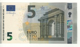 "5 EURO  ""Italy""    DRAGHI    S 003 A6     SA1037181074   /  FDS - UNC - EURO"