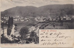 CHIASSO - 1902 - Saluti Da Chiasso - Müller & Trüb, Aarau No. 778 - TI Tessin