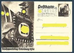 Allemagne - Reichsparteitag Nürnberg 1934 - Histoire