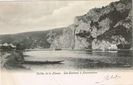 CPA - Dinant - Anseremme - Vallée De La Meuse - Les Rochers à Anseremme - Dinant