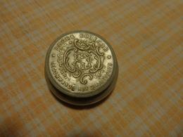 Boite Sucre Edulcor Aluminium - Diamètre 33 Mm épaisseur 15 Mm - Altri