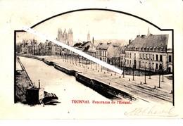 TOURNAI - Panorama De L'Escaut - Tournai