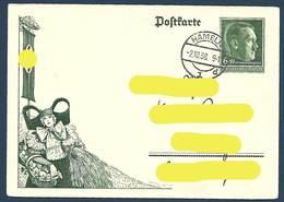 Allemagne - Postkarte - Hitler - Deutschland