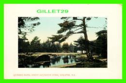 HALIFAX, NOVA SCOTIA -QUARRY POND, POINT PLEASANT PARK - THE VALENTINE & SONS PUB. CO LTD - - Halifax