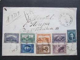 R BRIEF Sofia - Praha 1922  ///  D*36754 - 1909-45 Königreich