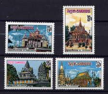 CAMBODGE - 242/2451** - MONASTERES - Cambodge