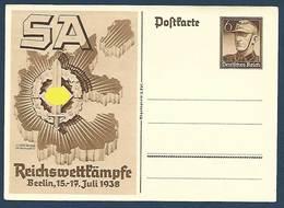 Allemagne - Reichswettkämpfe Berlin Juli 1938 - Guerre 1939-45