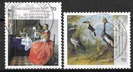 Allemagne 2017 N°3071/3072 Oblitérés Trésors Des Musées - [7] Federal Republic