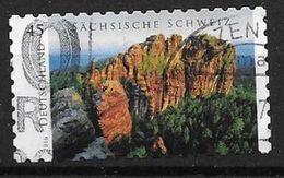 Allemagne 2016 N° 3047 Oblitéré Suisse Saxonne - [7] Federal Republic