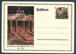 Deutschland, Deutschland ûber Alles !    30.1.1933 - Histoire