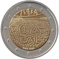 Pièce De 2 Euros Commémorative Irlande 2019 : Dail Eireann - Irlande