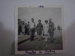 1 Photo (ra5) - Spain Espana - Fuentes De Onoro - Anonymous Persons