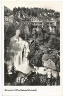 W1281 Badgastein Bad Gastein - Wasserfall / Viaggiata 1952 - Bad Gastein