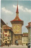 W1283 Bern Berne - Zeitglockenturm La Tour De L'Horloge / Viaggiata 1956 - BE Berne