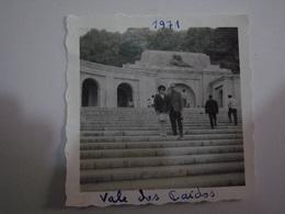 1 Photo (ra5) - Spain Espana - Vale Dos Caidos - Anonymous Persons
