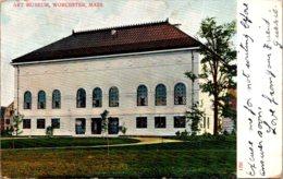 Massachusetts Worcester Art Museum 1908