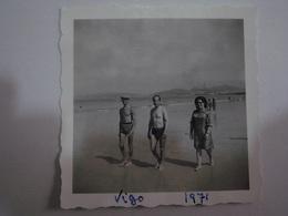 1 Photo (ra5) - Spain Espana - Vigo - Anonymous Persons