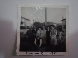 1 Photo (ra5) - Portugal - Contumil - Anonymous Persons