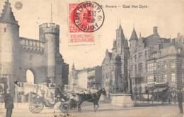 ANVERS - Quai Van Dyck - Antwerpen