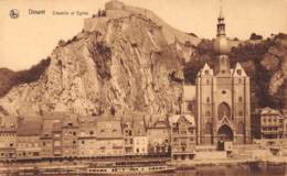 DINANT - Citadelle Et Eglise - Dinant