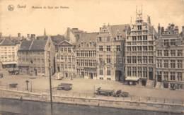 GAND - Maisons Du Quai Aux Herbes - Gent