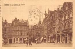 LEUVEN - De Botermarkt - Leuven