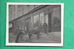 95 Val D ' Oise Montmorency Place Du Marché Pharmacie Charlot ( Format 9cm X 12cm ) - Places