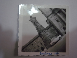 1 Photo (ra5) - Spain Espana - Santiago Compostela - Anonymous Persons