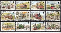 TRAINS SET MAIN 1988 12 V - Trains