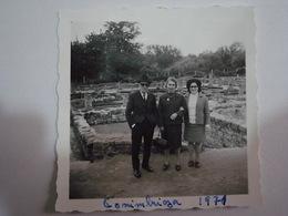 1 Photo (ra5) - Portugal - Conimbriga - Anonymous Persons
