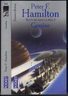 """PRESSES-POCKET S-F N° 5808 """" GENESE-RUPTURE DANS LE REEL 1 """" HAMILTON - Presses Pocket"""