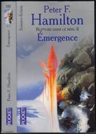 "PRESSES-POCKET S-F N° 5762 "" EMERGENCE-RUPTURE DANS LE REEL 2 "" HAMILTON - Presses Pocket"