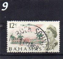1967 Decimal New Design 12c Used - Bahamas (...-1973)