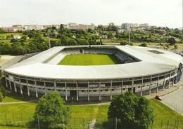 STADIUM POSTCARD STADIO ESTADIO STADE STADION LA MALATA EN FERROL - Stades