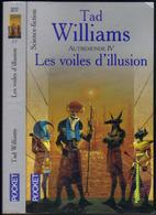 "PRESSES-POCKET S-F N° 5777 "" LES VOILES D'ILLUSION "" AUTREMONDE-4  TAD-WILLIAMS - Presses Pocket"