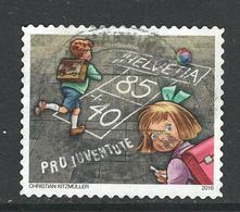 Zwitserland, Mi 2467 Jaar 2016,Pro Juventute, Toeslag,  Prachtig  Gestempeld, Zie Scan - Suisse
